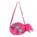Großhandel Handtaschen: Trolls - Handtaschencharakter , Fuchsia
