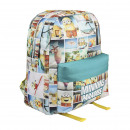 MINIONS - backpack casual fashion, yellow