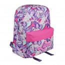 Großhandel Taschen: Soy Luna - Rucksack lässige Mode, Flieder