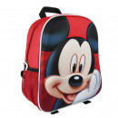 3D CHILD BACKPACK Mickey - 1 UNITS