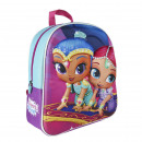 SHIMMER AND SHINE - backpack nursery 3d