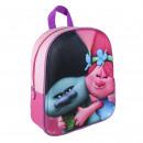Backpack 3D Trolls EVA 31cm