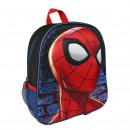SPIDERMAN - backpack nursery 3d