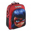LADY BUG - zaino scuola 3d