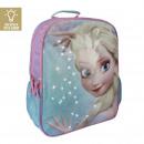 wholesale Car accessories: FROZEN - backpack school lights, light blue