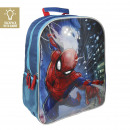 mayorista Material escolar: Spiderman - mochila escolar luces, azul