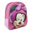 nagyker Licenc termékek: Mickey ROADSTER - 3d hátizsák, rózsaszín