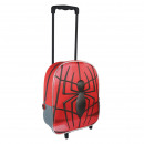 CHILD CART BACKPACK 3D Spiderman