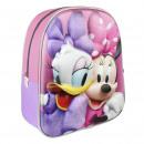 MINNIE - backpack nursery 3d, pink