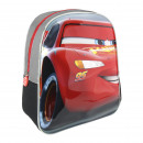 CARS 3 - backpack nursery 3d, grey