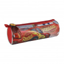 CARS 3 - multi functional case cylindrical, red