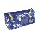 wholesale Miscellaneous Bags: MICKEY - multi functional case flat 2 pockets, nav