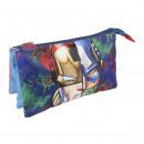 Avengers - Multifunktionskoffer flach 3 Taschen, b