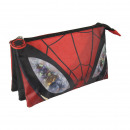 CASE / PLATFORM CARD 3 COMPARTMENTS Spiderman