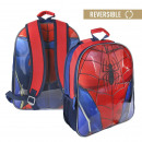 Spiderman REVERSIBLE SCHOOL BACKPACK