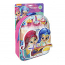 SHIMMER AND SHINE - backpack nursery