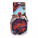 Spiderman - Handtaschen-Schultergurt, rot
