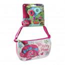Trolls - Handtaschen-Schultergurt, pink
