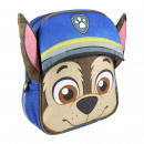 PAW PATROL - backpack nursery character , blue