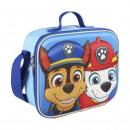 Großhandel Lizenzartikel: Paw Patrol - Lunch Bag 3d Thermal Lunchbag, blau
