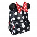 Minnie - mochila escolar secundaria, negro