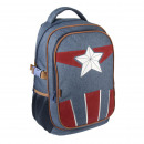 AVENGERS - backpack casual travel, navy