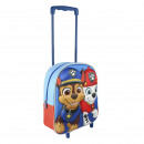 wholesale Bags: 3D CHILDREN'S CARRIAGE BACKPACK Paw Patrol - 1