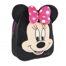 MINNIE - kids backpack character, black