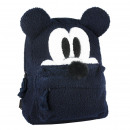MICKEY - backpack casual fashion hair, navy