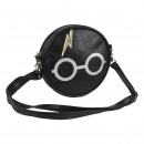 HARRY POTTER - bolso bandolera, negro
