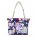 Disney CLASSICS - Handtaschenstrand, Flieder