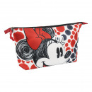 wholesale Suitcases & Trolleys: MINNIE - travel set toiletbag, red