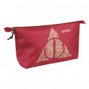 wholesale Suitcases & Trolleys: HARRY POTTER - travel set toiletbag, bordeaux