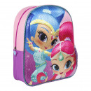 CHILDREN'S BACKPACK 3D SHIMMER AND SHINE