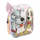 CHILD BACKPACK CHARACTER Disney THE LADY AND THE V