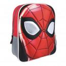 SPIDERMAN - backpack nursery character, red