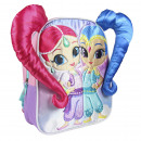 CHILDREN BACKPACK SHIMMER AND SHINE CHARACTER