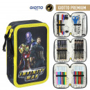 CASUAL TRAVEL BACKPACK Spiderman - 1 UNITS