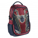 wholesale Licensed Products: SPIDERMAN - backpack casual travel, bordeaux