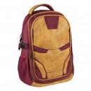 AVENGERS - backpack casual travel iron man, bordea