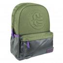 Avengers - sac à dos école secondaire Hulk, vert