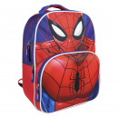 wholesale Licensed Products: SPIDERMAN - backpack school 3d, red