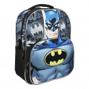 grossiste Fournitures scolaires: SAC À DOS SCOLAIRE 3D Batman - 1 UNITÉS