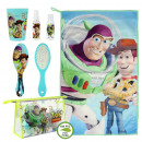 wholesale Miscellaneous Bags: TOY STORY - travel set toiletbag, blue
