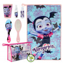 wholesale Bags & Travel accessories: VAMPIRINA - travel set toiletbag, blue