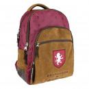 HARRY POTTER - backpack school gryffindor, bordeau