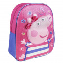 PREMIUM 3D CHILD BACKPACK Peppa Pig - 1 UNITS