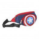 mayorista Artículos con licencia: Avengers - bolso riã'onera, azul