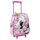CHILDREN'S BACKPACK 3D Minnie - 1 UNITS