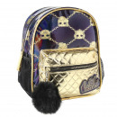 LOL - backpack casual fashion sparkly, gold